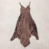 Express Brown Dress Photo