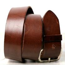 Express Brown Italian Genuine Leather 1.5