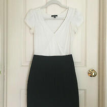 Express Business Casual Cocktail Wrap Dress Size Xs Photo