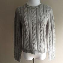 Express Cable Sweater - Gray - Medium/m Photo