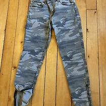 Express Camo Pants Size 8 Photo