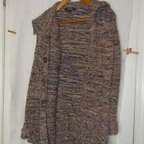 Express Cardigan  Sweater Heavy Size Large  Photo