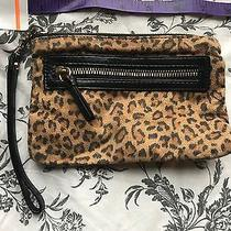 Express Cheetah Animal Print Wristlet  Photo