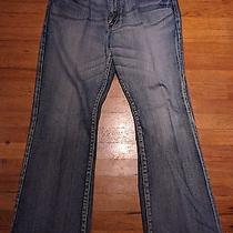 Express Classic Regular Rise Boot Cup Kingston Jeans 34x30 Photo