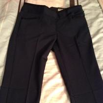 Express Columnist Pants..barely Boot...ultimate Double Weave...brand New W Tags  Photo