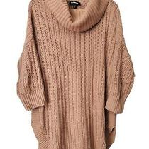 Express Cowl Neck Sweater Size M Preowned Photo