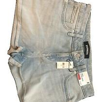 Express Denim Shorts Size 8 New With Tags Photo
