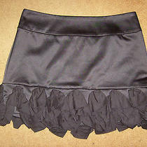 Express Design Black Designer Skirt   10 Photo