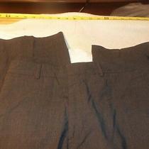 Express Design Studio 34 X 28 No Cuffs 96% Wool 4% Spandex 178 Photo