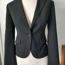 Express Design Studio Black Classic Blazer Size 0   Photo