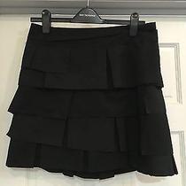 Express Design Studio Black Mini Skirt Photo