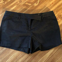 Express Design Studio Black Shorts Size 8 Editor Short Shorts Photo