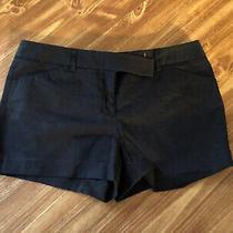 Express Design Studio Black Shorts Size 8 Editor Short Shorts Photo