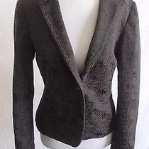 Express Design Studio Blazer Jacket Size 12 Guc Photo