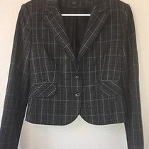 Express Design Studio Blazer Suit Jacket Lined Size 4 Wear to Work Photo
