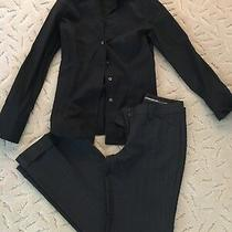 Express Design Studio Business Dress Pants and Shirt Lot Small 2 Ladies Theory Photo