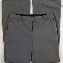 Express Design Studio Editor Black & White Dress Pants Size 8 (D26757) Photo