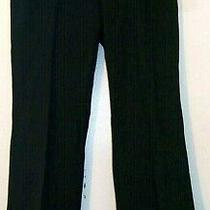 Express Design Studio Juniors Black Pants Size 5-7 Euc Photo