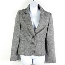 Express Design Studio Long Sleeve Blazer Women's Size 4 Photo