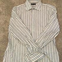 Express Design Studio M 15 - 15 1/2 Dress Shirt Photo