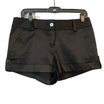 Express Design Studio Shorts Black Size 8 Nwt Photo