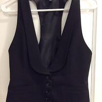 Express Design Studio Vest  Size 8 Very Professional Photo