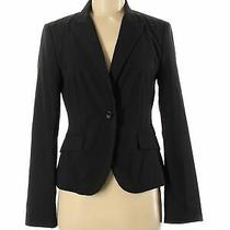 Express Design Studio Women Black Blazer 6 Photo