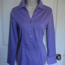Express Design Studio Women Career/dress Shirt. Size M Photo