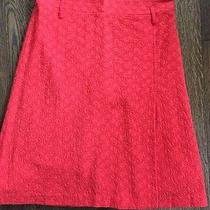 Express Design Studio Women Skirt Size 6 Orange  Photo
