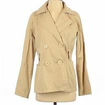 Express Design Studio Women Yellow Coat S Photo