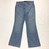 Express Design Studio Womens Editor Stretch Regular Pants Jeans Size 8 Photo