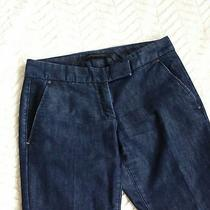 Express Design Studios Womens Sz 0r Jeans Stretch Dark Wash Denim Pants Photo