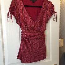 Express Design Women's Blouse Size M Photo