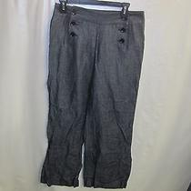 Express Designer Pants Stylish Gray Dress Pants Size 6  Free Shipping    Photo