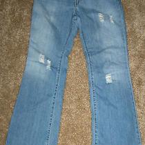Express Destruction Jeans Size 8 Photo