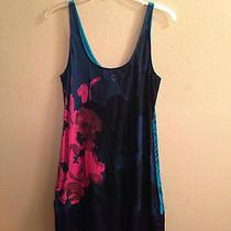 Express Dreamweight Cotton Tank Dress Size Medium Nwt Photo