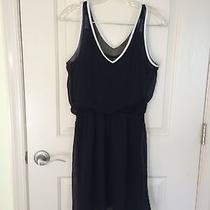 Express Dress Euc Black Size Medium Photo