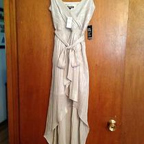 Express Dress High Low Faux Wrap Xs Nwt Never Worn Photo