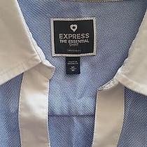 Express Dress Shirt Euc Long-Sleeve Medium Photo