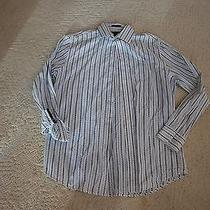 Express Dress Shirt  Size Large   Photo