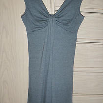 Express Dress Size Medium Grey Colors Perfect for Work Photo