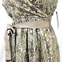 Express Dress Size Xsmall Embellished Sequin Lace Evening Cocktail Prom New Xs 0 Photo