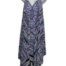 Express Dress Women's Purple Size Large  Sleeveless  Photo