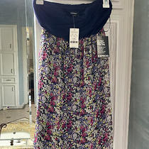 Express Dress Xs New With Tags.   Strapless Knee Length Photo