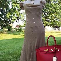 Express Dusty Beige  Dress  Photo