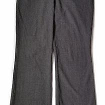 Express Editor Dress Pants  Size 2 R  Women's  Flare  Pre-Owned Photo