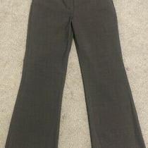 Express Editor Edition Womens Medium Brown Dress Pants Size 6 Short Photo