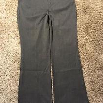 Express  Editor Gray Dress Pants Size 10  Reg/short (Inseam 31)  Grey Fz7 Photo