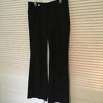 Express Editor Ladies Black Dress Pant Size 8 Photo