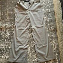 Express Editor Pants Grey Pair and Black Pair Size 6 Short for Both Items  Photo